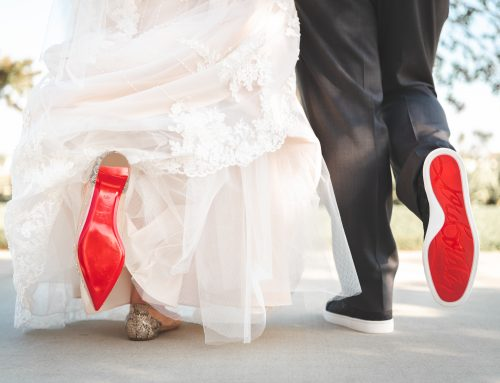 An old married couple just got married…