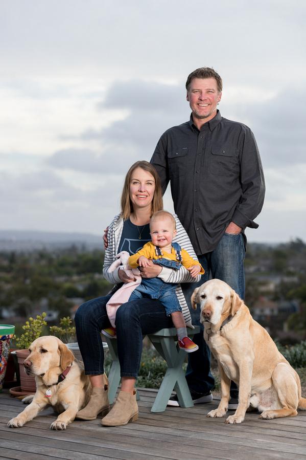 Arn Lundquist & Family